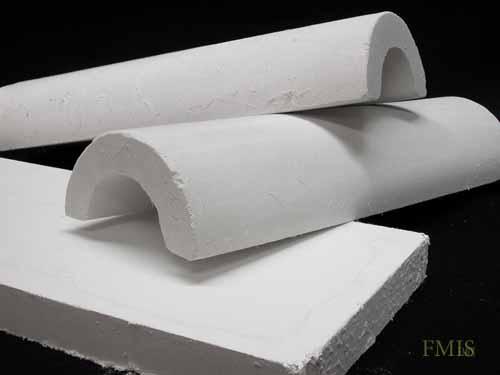 Rigid Calcium Silicate Insulation : F m sulation supplies calcium silicate